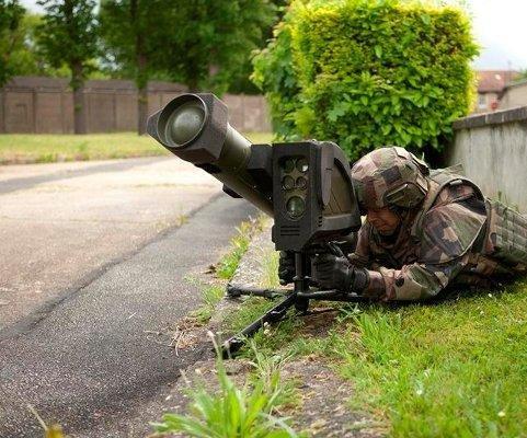 France tests new man-portable missile