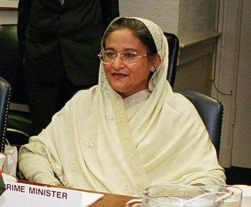 Bangladesh PM: departing immigrants taint nation's image