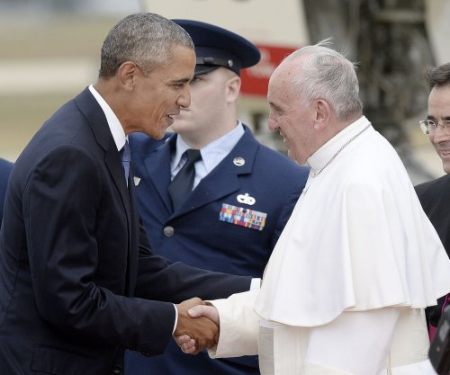 Pope in America: Francis third pontiff to visit White House