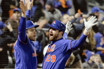 New York Mets strike first in NLCS with 4-2 win