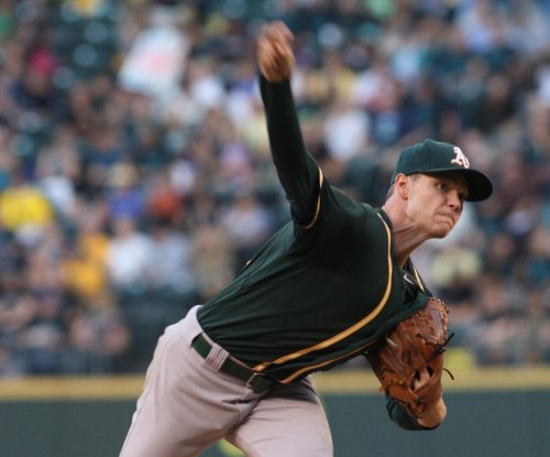 Oakland Athletics' Sonny Gray returning early due to Rich Hill's groin injury