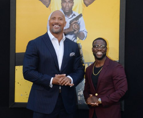 Kevin Hart shares first look at new 'Jumanji' featuring Dwayne Johnson, Jack Black