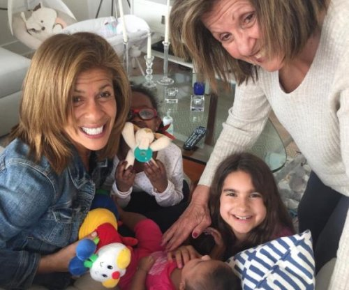 Hoda Kotb to return to 'Today' on Monday
