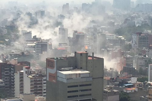 New magnitude-6.1 earthquake strikes Mexico