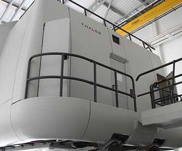Thales producing more Airbus flight simulators for Germany, France