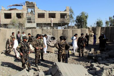 Afghan soldiers killed in Taliban attacks; bomb hits capital