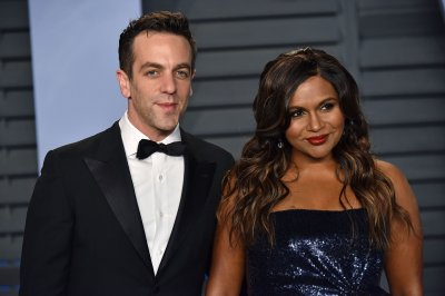 Mindy Kaling brings B.J. Novak as date to Oscars after-party