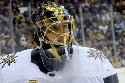 Stanley Cup Playoffs: Golden Knights eliminate Sharks