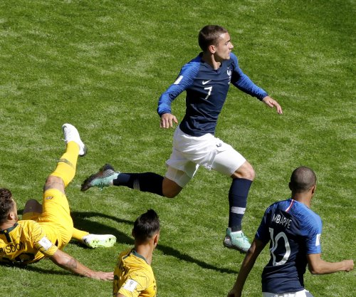 World Cup: France defeats Australia 2-1 in group stage