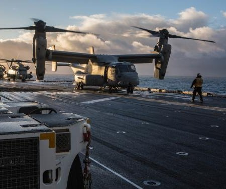 Bell Boeing to conduct engineering work on the V-22 Osprey