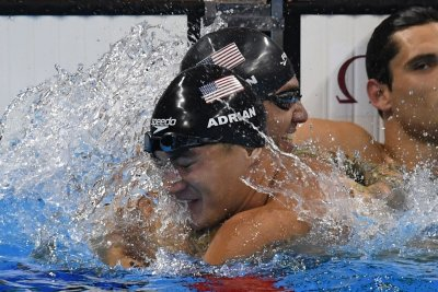 Olympic swimmer Nathan Adrian diagnosed with testicular cancer