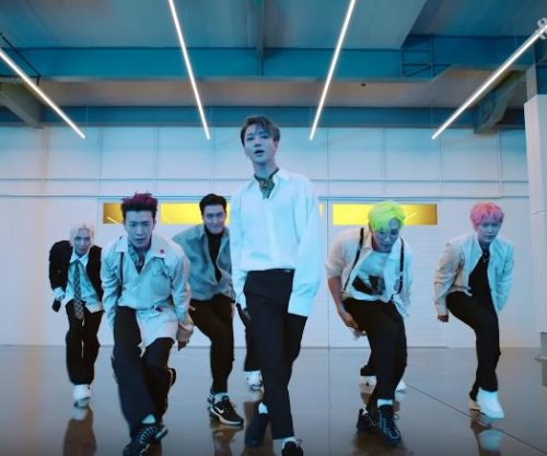 Super Junior releases 'Super Clap' music video