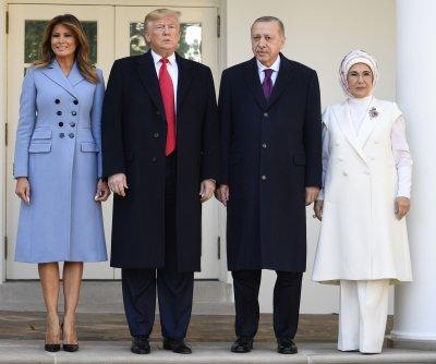 Trump hosts Turkish leader Erdogan at White House for bilateral talks