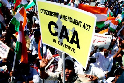 India Supreme Court again punts on challenge to citizenship law