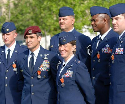 Report: USAF covered up incidents of racial bias