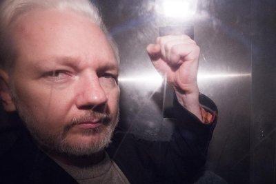 British judge blocks extradition of Julian Assange to U.S.