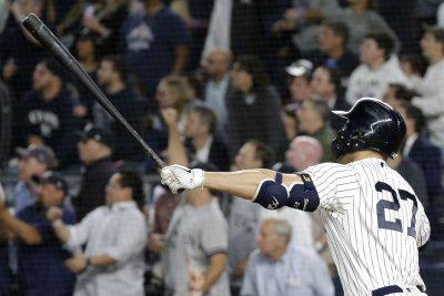 Yankees' Giancarlo Stanton smacks 471-foot grand slam for first hit of 2021