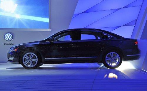 Volkswagen in talks to unionize Tennessee plant