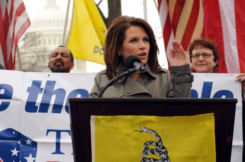 Bachmann struggling for big money donors