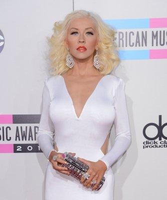 Christina Aguilera is having a girl