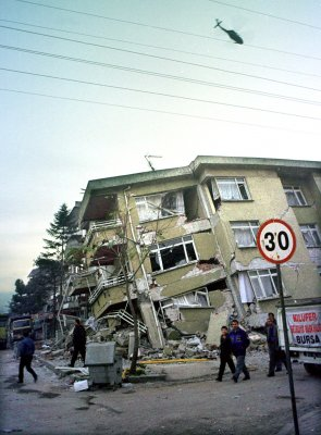 Mind the seismic gap: Istanbul could experience major earthquake
