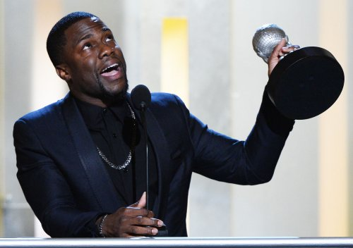 Kevin Hart tries to save bus driver's job