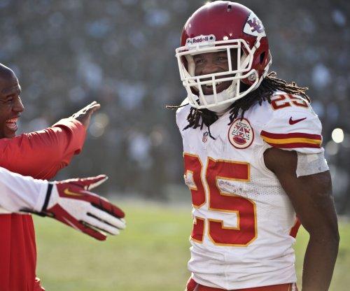 Jamaal Charles says Kansas City Chiefs need more energy