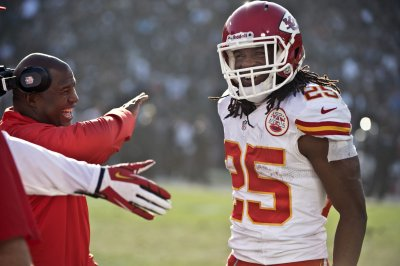 Jamaal Charles says Kansas City Chiefs need more energy