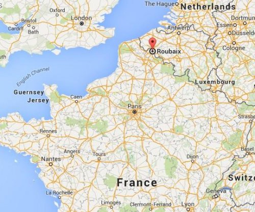 Gunmen take hostages in northern French town of Roubaix