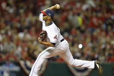 Cleveland Indians blow out Cincinnati Reds for second game in a row