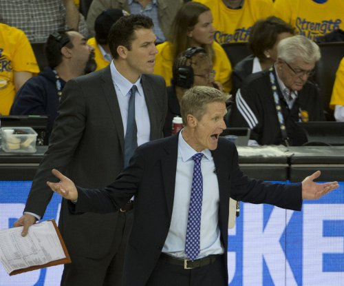 Golden State Warriors coach Steve Kerr 'in a better place' health-wise