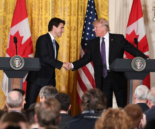 Donald Trump, Justin Trudeau talk immigration, trade at White House