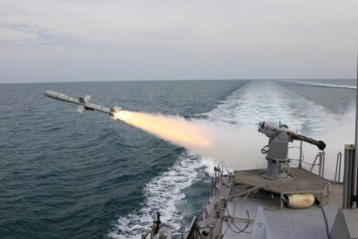 UAE orders MBDA anti-ship missiles