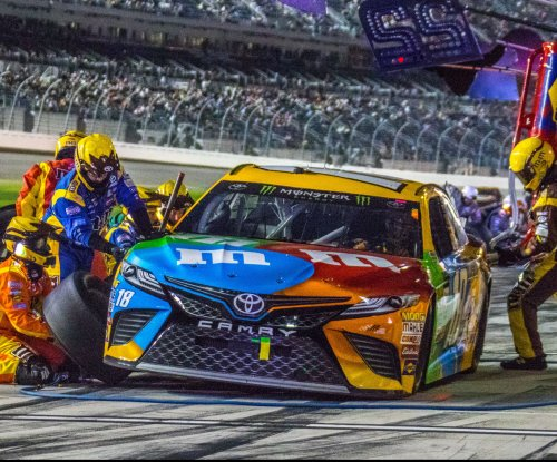 NASCAR notebook: Kyle Busch hopes to win race, numbers game
