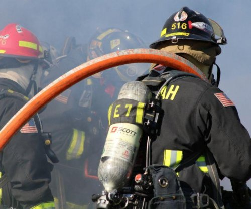 Firefighters' skin 'may be an important route of exposure' for carcinogens: Study