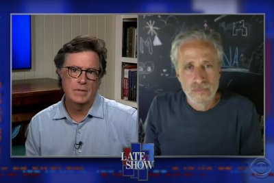 Jon Stewart suggests pandemic allowed U.S. 'clarity' on racism