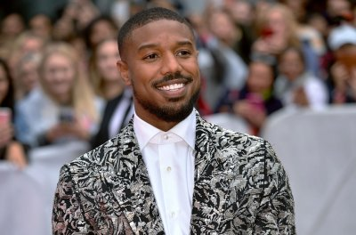 Michael B. Jordan says he 'would' return for 'Black Panther 2' on 'GMA'