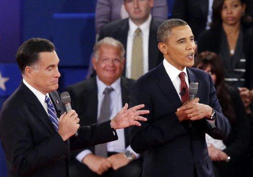 Transcript, full video of Obama, Romney at the second presidential debate