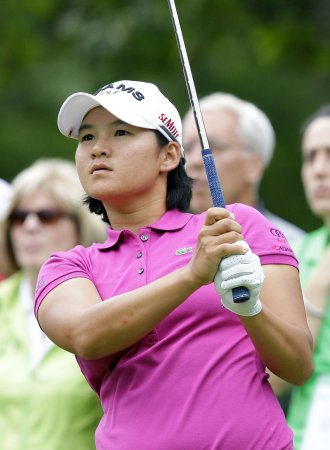 Munoz, Nordqvist in LPGA lead in Taiwan
