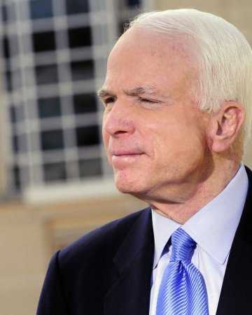 Veterans groups see McCain key to benefits