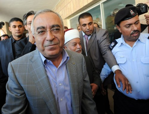 Fayyad: No plans to run for president