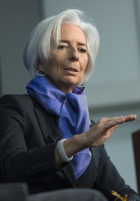Ukraine economy would have collapsed without Russian aid, IMF chief says