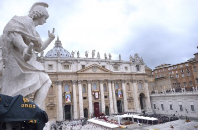 Vatican arrests defrocked archbishop on sex abuse charges