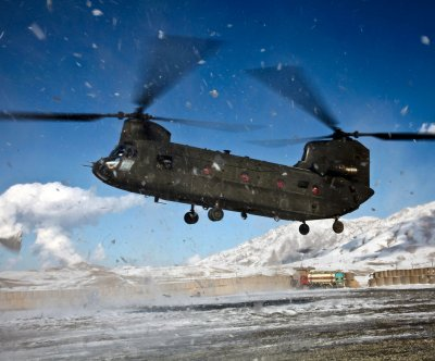 CAE's CH-47 simulators pass on-site acceptance testing
