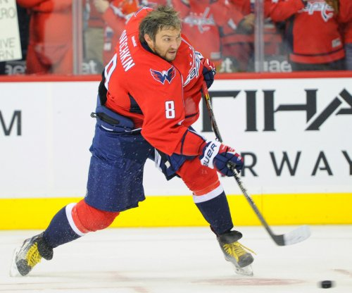 Washington Capitals' Alex Ovechkin misses game for personal reasons