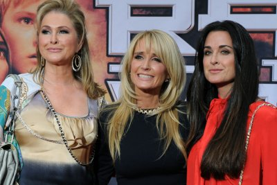 Kyle Richards on sister Kim: 'We will probably always be a work in progress'