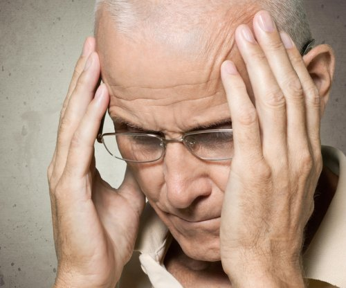 Stress in older adults may trigger mild cognitive impairment