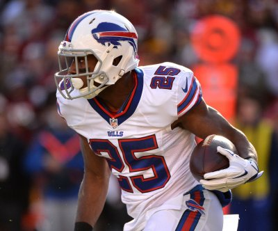 Buffalo Bills' LeSean McCoy accused of assaulting police