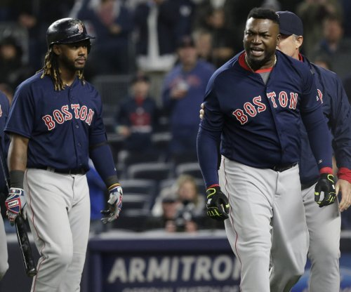 Boston Red Sox DH David Ortiz returns to lineup, belts home run