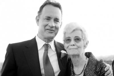 Tom Hanks mourns mom's death: 'She was the difference in many lives'